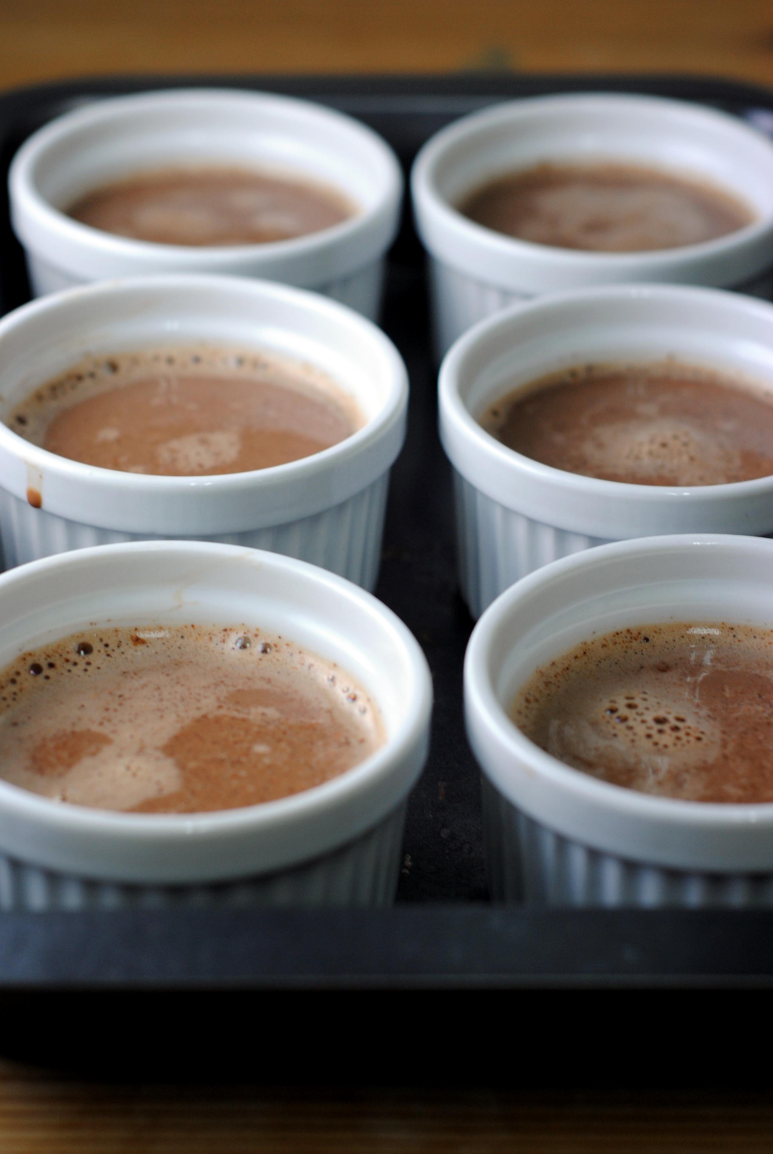 chocolate pots de mexican chocolate pots de chocolate pots de creme ...