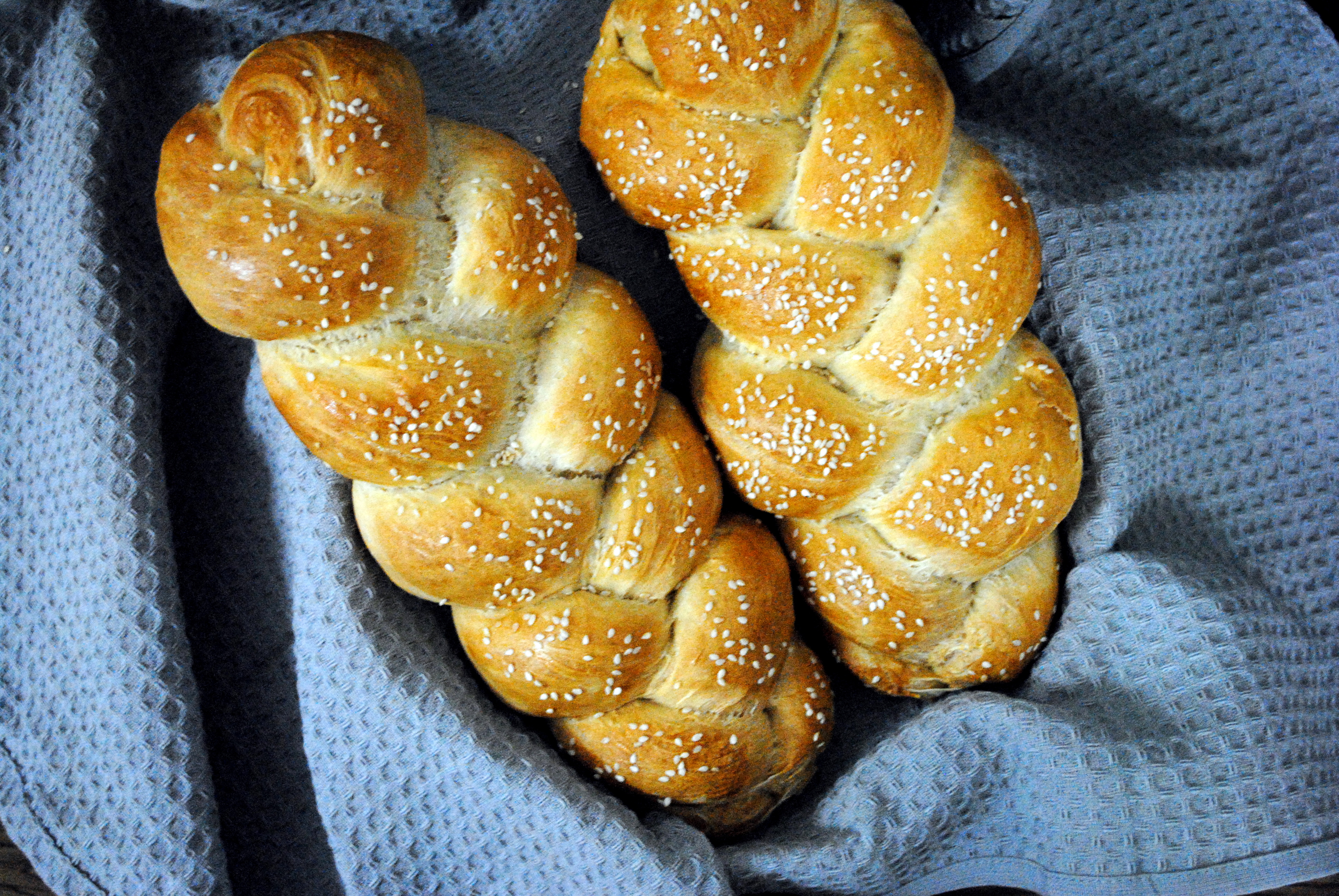 how to make jewish bread without yeast