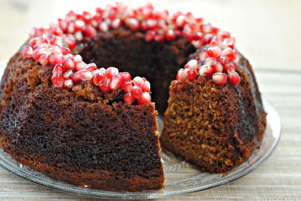 Gluten Free Apple Cake Rosh Hashanah