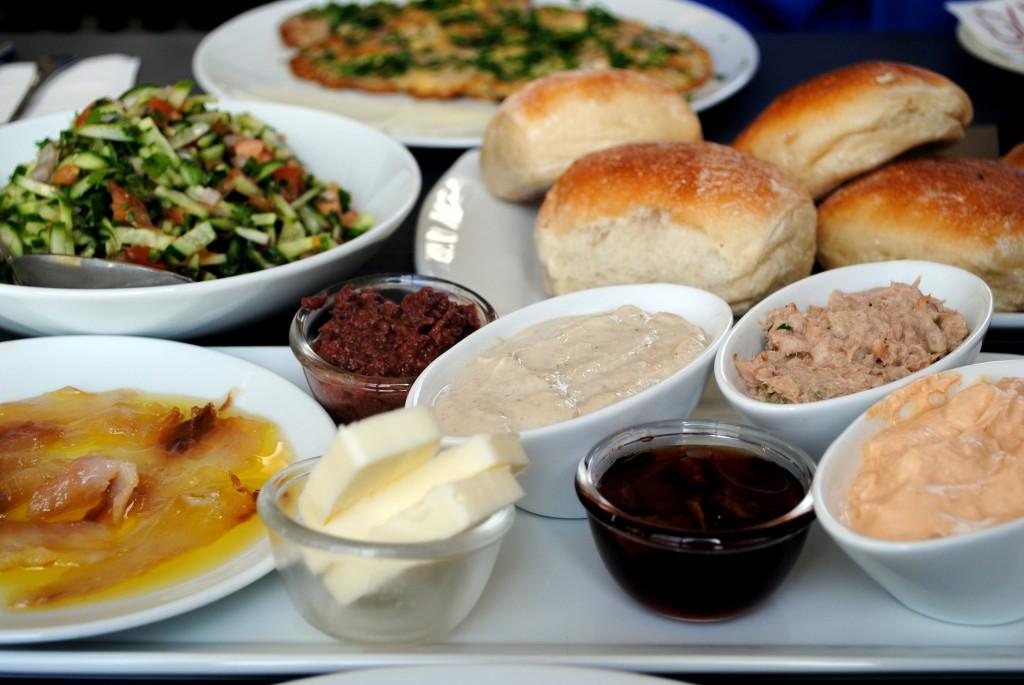 israeli food a primer