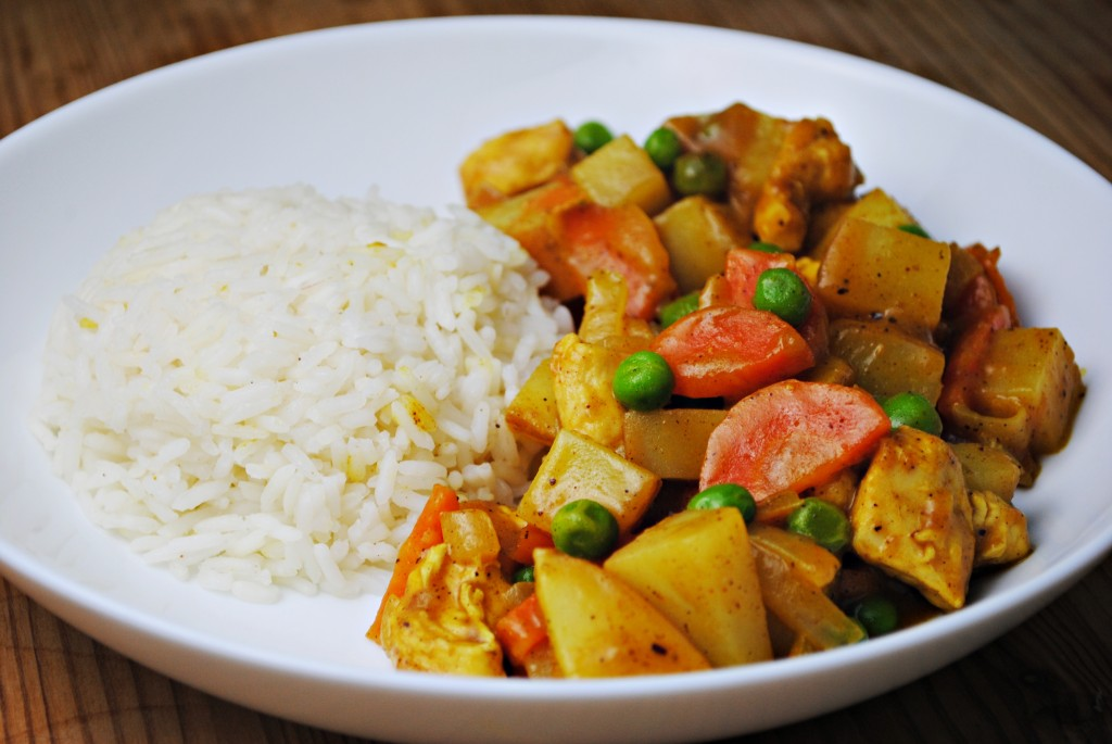 Japanese-Chicken-Curry