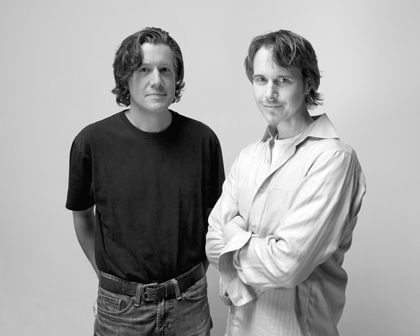 Grant Achatz and Nick Kokonas