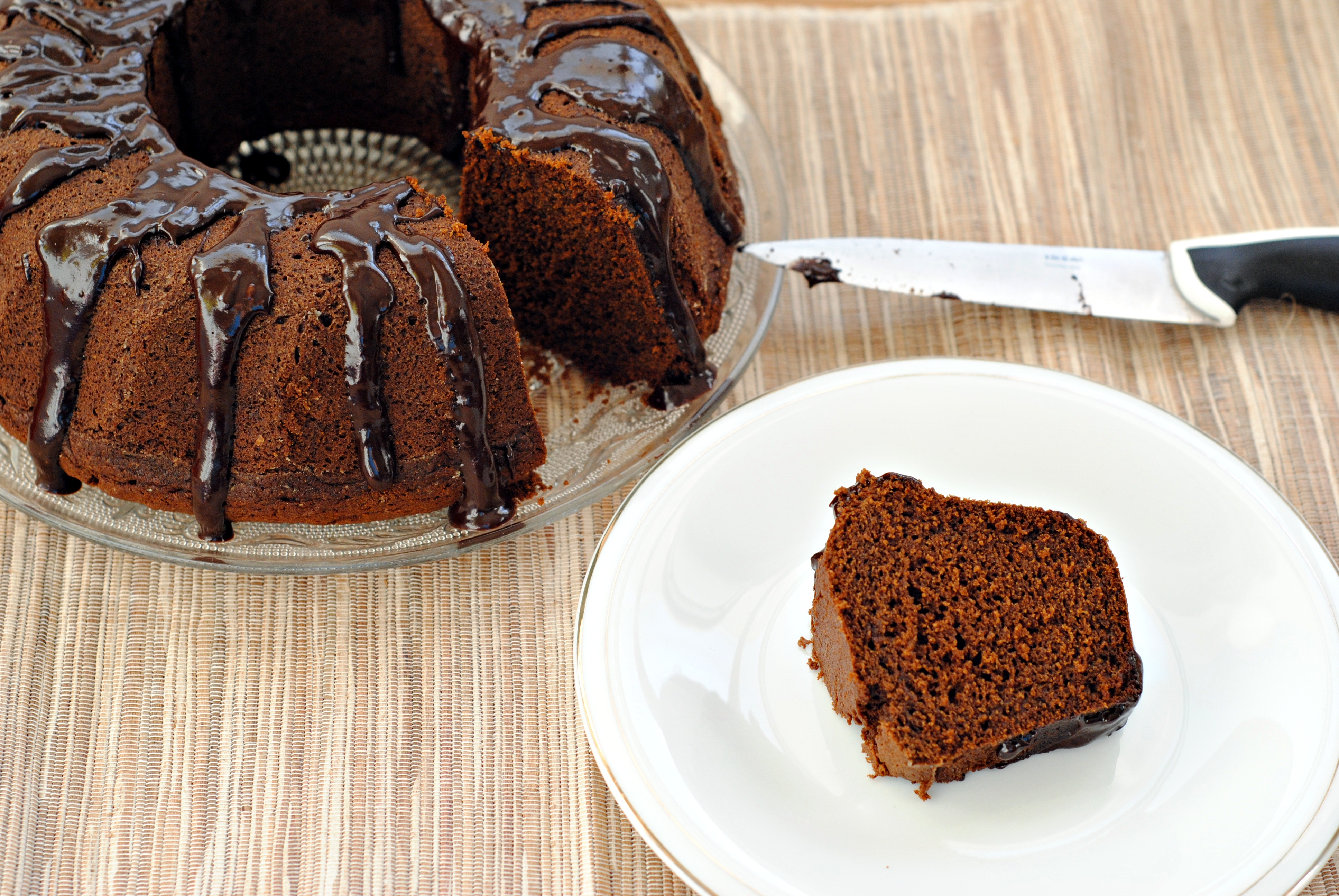 Gingerbread Cake