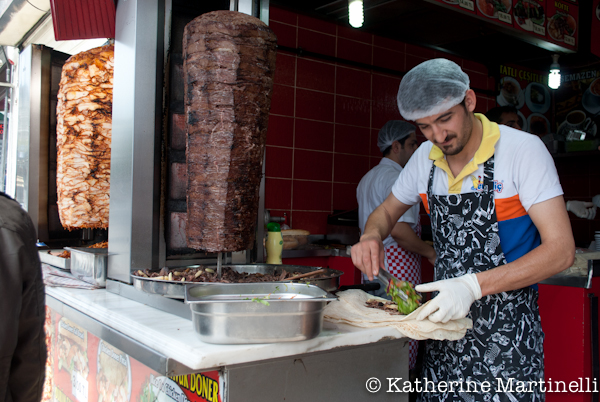 Semazen Bufe and Restaurant, Istanbul
