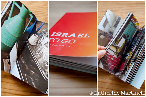 Israel To Go Book