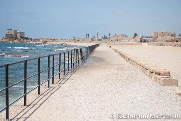 Caesarea {KatherineMartinelli.com}