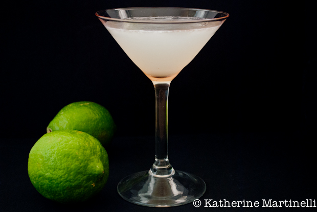 Daiquiri Recipe from KatherineMartinelli.com