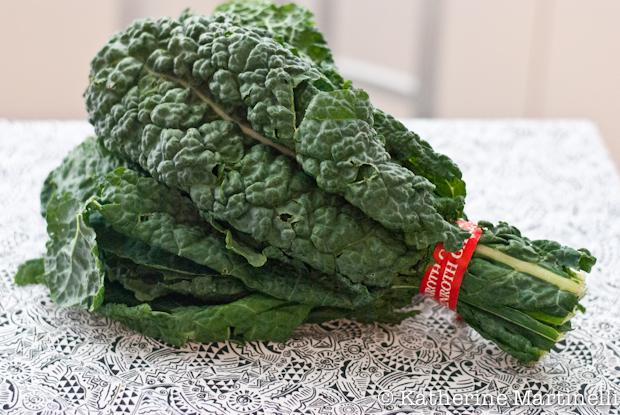 Lacinato kale