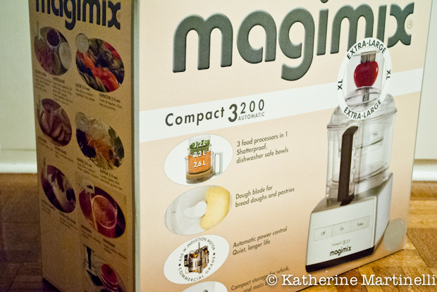 Magimix by Robot-Coupe Food Processor and Juicer Attachment Giveaway