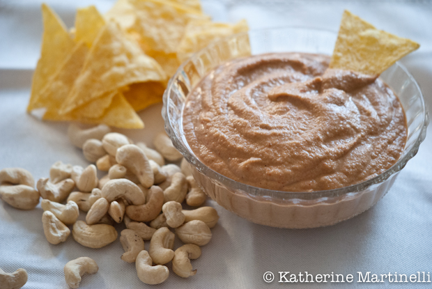 Smoky Cashew Salsa, Inspired by New York's Empellon Restaurant