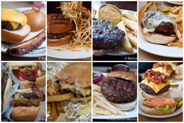 The hunt for the best burger in New York