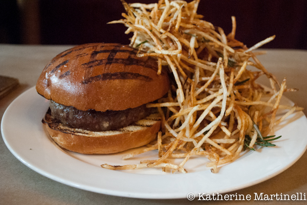 Spotted Pig Burger, and A Burger a Week