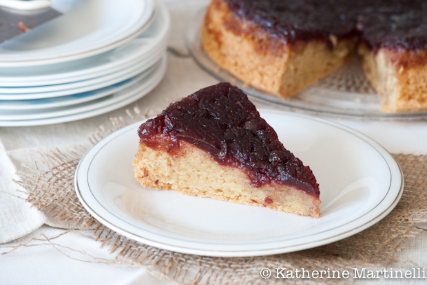 Cranberry Upside Down Cake and More Thanksgiving Leftovers Ideas