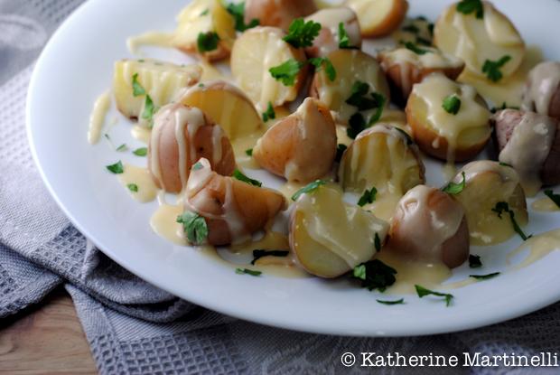 Raclette Fondue - Valentine's Day Recipe
